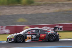 Jeffrey Lee of Absolute Racing in Asian Le Mans Series - Race at Royalty Free Stock Photos