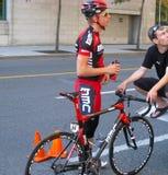 Jeffrey Louder of BMC Team stock image