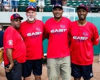 Jeffrey Osborne Foundation Celebrity Softball Game. Royalty Free Stock Photography