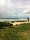 Jeffreys Bay Stock Photo