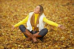 jego jesieni Zdjęcie Stock