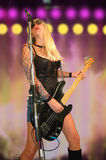 jego rock roll Fotografia Royalty Free