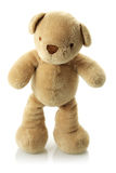 jego stopy niedźwiadkowi teddy Obrazy Royalty Free