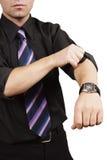 jego toczni rękawy toczny obraz stock