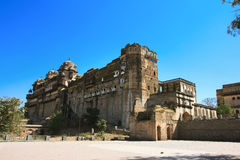Jehangir Mahal in Orchha, India Stock Photos