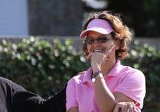 Jehanne Jail (FRA) Dinard golf cup 2011, France Stock Photography