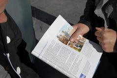 JEHOVAS WITNESS DEVOTEES Stock Photos