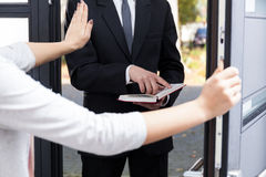 Jehowah S Witness Stock Photography