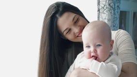 jej matka dziecka zbiory wideo