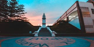 Jejak Warisan, Ipoh Perak, Malaysia Stockbild