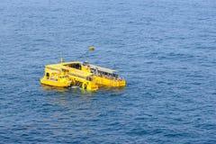 Jeju-делают, Корея - 11-ое апреля 2015: Подводная лодка Marado Стоковая Фотография