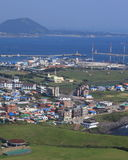 Jeju city korea Royalty Free Stock Images