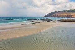 Jeju do beach Island, South Korea Stock Image