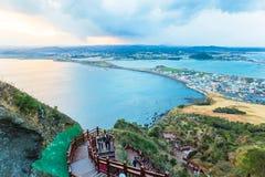 Jeju do beach Island, South Korea. Jeju do beach Island in South Korea royalty free stock images
