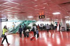 Jeju international airport Royalty Free Stock Photography
