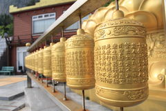 Jeju Island Bells Royalty Free Stock Image