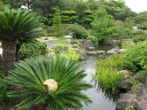 Jeju  Island ,  botanical garden, Kal hotel Royalty Free Stock Images