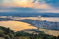 Jeju Island Korea Royalty Free Stock Photos