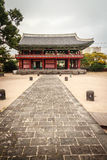 Jeju Mokgwana die, het oudste blijven Jeju voor eerstgenoemde inbouwen royalty-vrije stock foto's