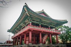 Jeju Mokgwana die, het oudste blijven Jeju voor eerstgenoemde inbouwen royalty-vrije stock fotografie