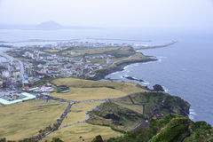 Jeju Scenic Landscape Stock Photography