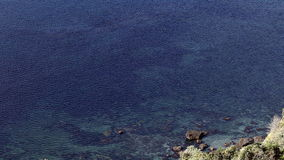 Jeju Sea Royalty Free Stock Images