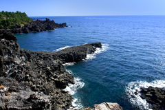 Jeju Volcanic Island Stock Images