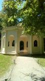 Jeka pavilion Royalty Free Stock Images