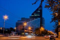 Jekaterinburg, Russland - 24. September 2016: Hauszirkuskünstler, lizenzfreie stockfotografie