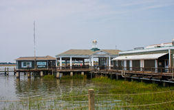 Jekyll Wharf Royalty Free Stock Photography