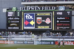Jeld-Wen Field Stock Images