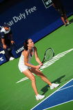 Jelena Jankovic. At WTA Dubai 2008 Stock Images