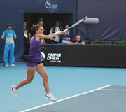 Jelena Jankovic (SRB), professionele tennisspeler royalty-vrije stock afbeelding