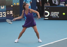 Jelena Jankovic (SRB), professionele tennisspeler stock fotografie