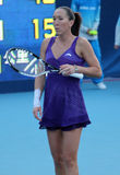 Jelena Jankovic (SRB), professionele tennisspeler stock afbeeldingen