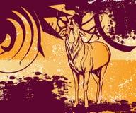 jeleni las Zdjęcie Royalty Free