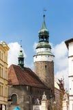 Jelenia Gora, Silesia, Polen Arkivbilder