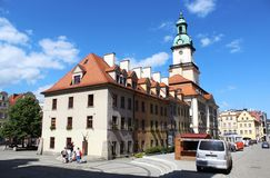 Jelenia Gora Royalty Free Stock Photo