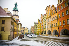 Jelenia Gora Stock Photography