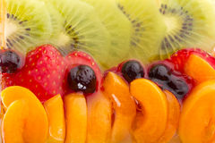 Jellied fruits and berries Stock Photo