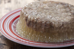Jellied meat. Stock Photography