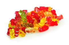 Jellies berry Stock Photography