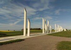 Jelling в Дании стоковое изображение