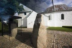 Камни Jellinge Стоковое Фото