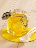 Jello amarillo Fotografía de archivo