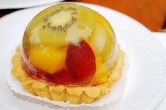 Jello fruit desert. Stock Photo