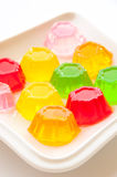 Jello Jelly Royalty Free Stock Photo
