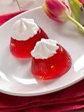Jello rojo Imagen de archivo