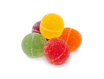 Jelly balls Royalty Free Stock Photos
