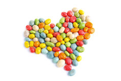 Jelly bean Royalty Free Stock Image